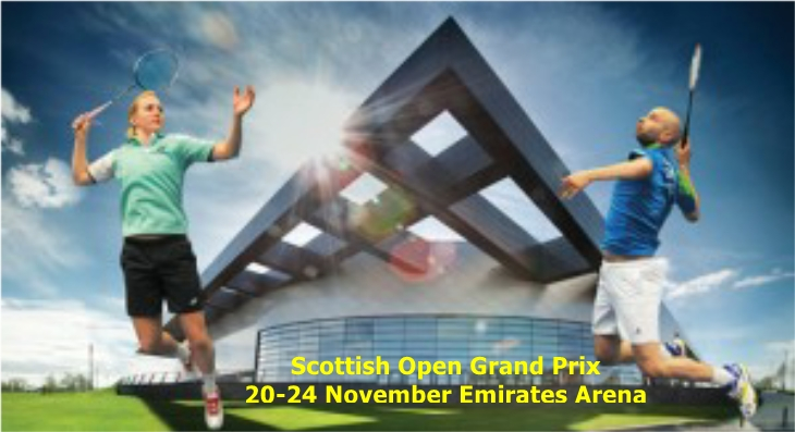 Badminton's Scottish Grand Prix